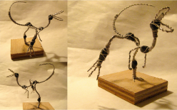 T-Rex Armature