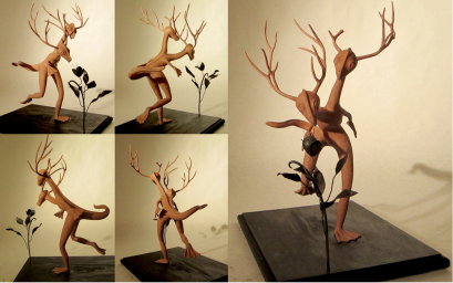 Cryptid Maquette